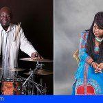 Este sábado en Los Cristianos el MUMES presenta los ritmos africanos de Guinea Ecuatorial de Nélida Karr y Álex Ikot