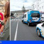 Ángeles González felicita a la Policía Local de Guía de Isora por sus últimas actuaciones