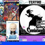 Guía de Isora actividades culturales e infantiles de la primera quincena de julio