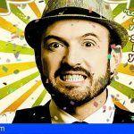 Alex O'dogherty  lleva su espectáculo «Cosas de esas» a Santa Cruz de Tenerife el 20 de julio