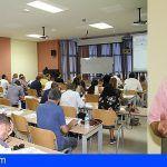 Adeje UVA. Más de 150 personas reciben un taller sobre la fiscalidad del alquiler vacacional