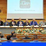 Los clubes aprueban a la Federación Tinerfeña de fútbol en la Asamblea General Ordinaria de la temporada 17/18