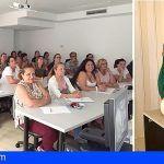 Auxiliares educativos de todo el Archipiélago reciben formación sobre alumnado con necesidades especiales