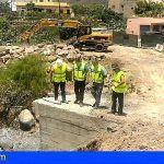 Inician en Valle San Lorenzo el encauzamiento del barranco de la calle La Tosca, una zona de frecuentes inundaciones