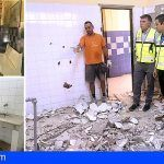 Arona inicia las obras del CEIP Valle San Lorenzo