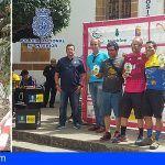"""El Policía Nacional Javier Peña Rodríguez se proclama """"Campeón de España E-Bike"""" en la Villa de Teror"""