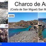 Recuperan el Charco de Archiles, de lodazal a piscina natural de San Miguel de Abona