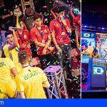 La selección de Brasil gana el Mundial de Clash Royale disputado en Tenerife