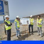 El Cabildo construye la primera fase de la depuradora de Los Roques de Fasnia, por más de 1 millón de euros