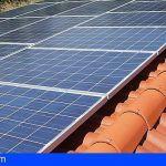 Canarias amplia en un 51% el crédito para proyectos de eficiencia energética y renovables para empresas y viviendas