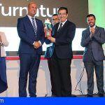 Granadilla. Turnatur Canarias premia a la Universidad de La Laguna por su contribución académica en pro del turismo