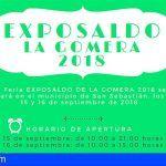 Se abre el plazo para participar en la nueva edición de Exposaldo de La Gomera