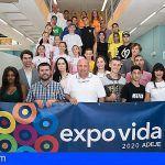 ExpoVida, patrocinador de la UVA, reconoce el triunfo de deportistas de Adeje