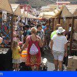 Una multitud de personas visitan la Feria de Artesanía Handicraft en Tamaimo