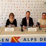 Presentación Oficial del Fred Olsen Alps de La Gomera en Tecina Golf