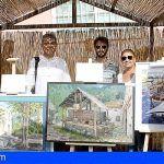 """Santiago del Teide. Ganadores del Concurso de pintura y fotografía """"Rincones de Santiago"""""""