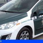 La Guardia Civil detiene en Guía de Isora a un hombre acusado de tráfico de drogas