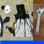 Detienen a un hombre por seis robos con fuerza en domicilios de Santa Cruz