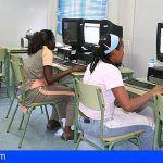 Canarias, más cerca de la digitalización total de aulas y contenidos educativos