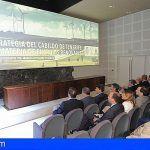 El Cabildo aspira a cubrir el 40 % de la demanda energética de Tenerife a través de las energías renovables