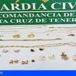 Robaron 10.000 euros en efectivo y joyas del interior de un domicilio en La Orotava