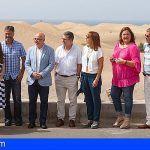 Trasladarán en Gran Canaria 60.000 m3 de arena de Maspalomas a Playa del Inglés para salvar las dunas
