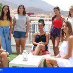 """Los premios """"Jóvenes Talento"""" de Adeje recaen sobre siete chicas"""