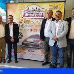El 5º Rallye Ciudad de La Laguna se celebrará los próximos 27 y 28 de julio