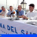 Presentaron en Las Galletas la IV Regata Puertos Canarios