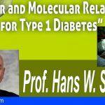 El profesor Sollinger ofrece una charla en el HUC sobre la diabetes tipo 1