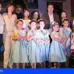 África Franceschetti, Reina Infantil de las Fiestas Patronales en Honor a Santiago Apóstol 2018
