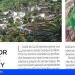 La Gomera protagoniza un nuevo número de la revista 'Viajes' de National Geographic