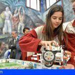 El Cabildo de Tenerife fomenta la robótica educativa entre 380 jóvenes a través de los talleres Teen INtech