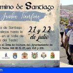 Santiago del Teide abre las inscripciones para la Ruta Jacobea del Camino de Santiago