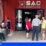 Ciudadanos denuncia las largas esperas en el SAC de San Isidro