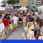 Productos locales, tapas, vinos y buenas Sensaciones en El Médano