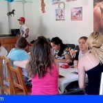 El Ayuntamiento de Valle Gran Rey reinicia el proyecto de Servicio de Día a la atención de la infancia