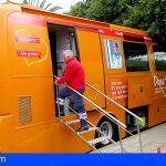 Los dispositivos de extracción de sangre visitan Arona y San Miguel de Abona esta semana