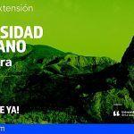 Los municipios de Agulo y Alajeró acogen esta semana los cursos de la Universidad de Verano de La Gomera