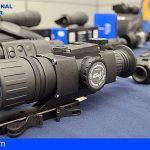 Intervenidos 53 visores térmicos nocturnos de contrabando en Toledo