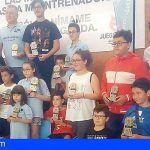 San Miguel de Abona acogió la Copa Cabildo de Ajedrez