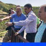 El Pleno de La Gomera respalda el convenio de infraestructuras hidráulicas suscrito con el Gobierno de Canarias