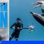 El documental 'Dolphin Man' se proyecta esta semana en Gran Canaria, Fuerteventura y Tenerife