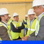Los parques eólicos de Areté y La Roca en el Polígono Industrial de Granadilla inicia las obras de manos del Cabildo