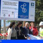 El Cabildo invierte en Granadilla 724.000 euros en la mejora del suministro de agua