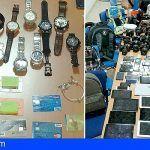 Detienen a dos hombres por varios robos con fuerza en Santa Cruz y Fuerteventura