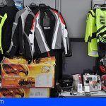 Esclarecen el robo en un establecimiento de motos y una farmacia en Las Palmas