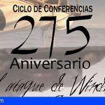 275 aniversario del ataque del almirante inglés Charles Windham a La Gomera
