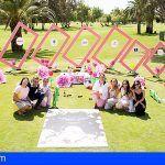 El único torneo de golf nocturno de Canarias celebra su décima edición con un Jardín Secreto