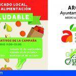 Arona promueve el consumo de producto local y la eliminación de las bolsas de plástico en las compras